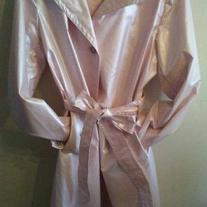 Dennis basso rain/ wind jacket